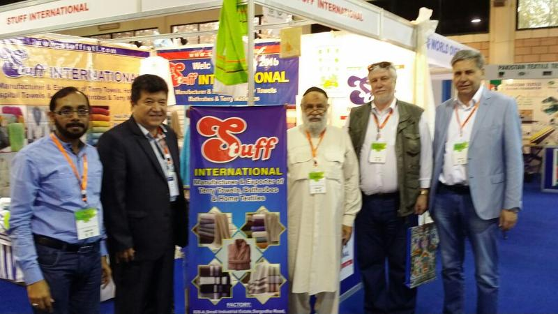 Texpo Meeting Kazaki Buyer