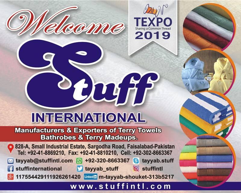 Texpo 2019 Wall Flex